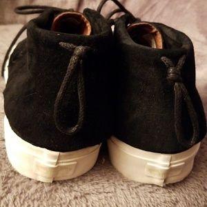 c20d9d60906fc8 Vans Shoes - Vans Sk8 Mid Moc CA Pig Suede